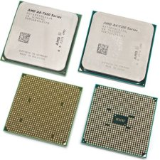 Linh kiện máy tính cũ Hải Phòng máy tính Tri Giao - chip CPU máy tính cũ AMD x2